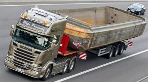 Flat bed haulage ponsonbys