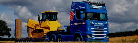 WELCOME TO M.A. PONSONBY LTD INTERNATIONAL HAULAGE