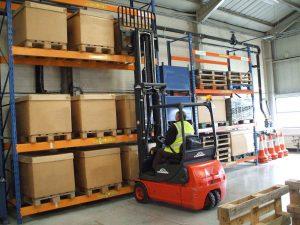 Warehouse Facility MA Ponsonbys