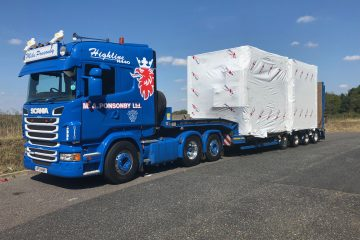 STEP-FRAME & LOW LOADER TRAILERS