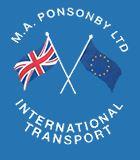 M A Ponsonby